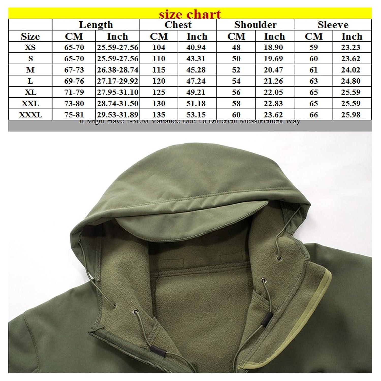 Zhuhaitf Handsome Men's Sunscreen Hooded Outdoor Waterproof Shark Skin Jacket