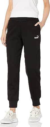 PUMA Women's ESS Sweat Pants Open Fleece