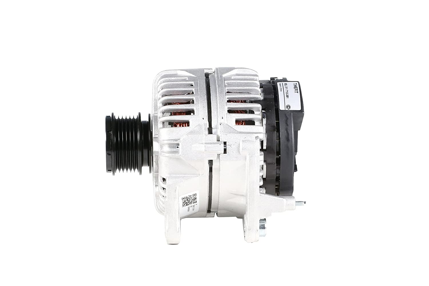 HELLA 8EL 011 710-381 Alternatore, 14V / 90A, Puleggia -Ø : 56mm Puleggia -Ø: 56mm Hella KGaA Hueck & Co.