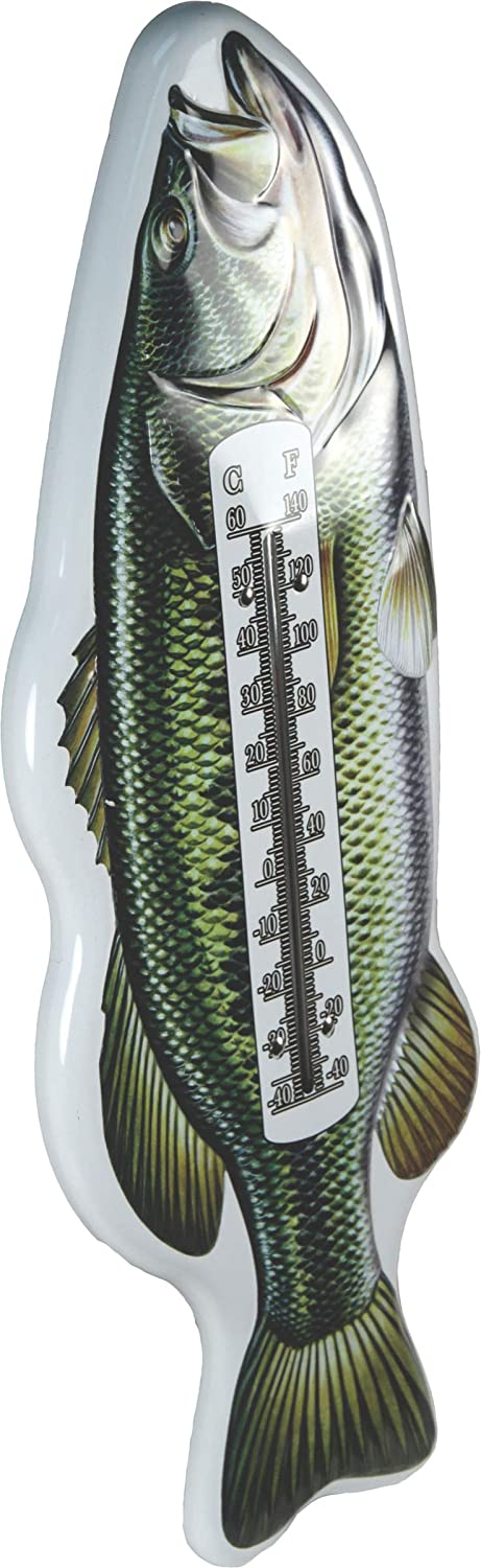Rivers Edge Products Bass Thermometer