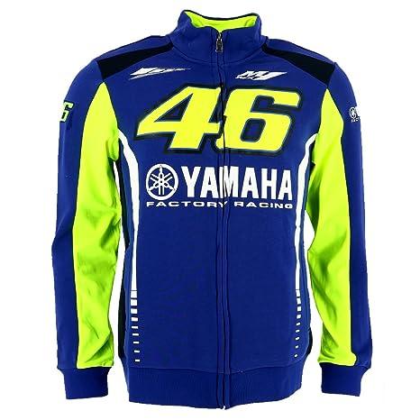 Yamaha M1 Gp Con Cappuccio Racing Vr46 Valentino Rossi Felpa Moto LVUjSzMGpq