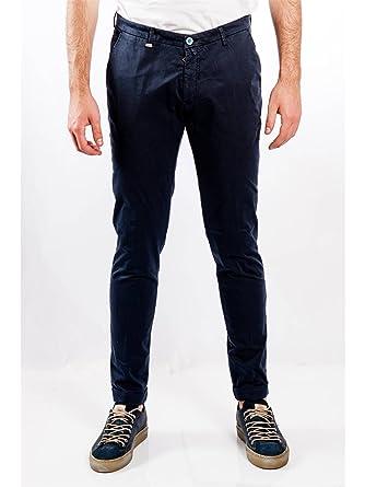 e6cc27d911 Barbati Antony 251/111 Blu Pantalone Uomo Uomo Blu 56: Amazon.it ...