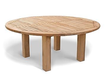 Orion Teck Grosse Table ronde de jardin - 1.8 m: Amazon.fr: Jardin