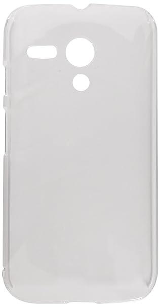 Moto G funda – Ringke SLIM Funda [gratuito HD Film/mejor agarre] Premium Dual Coated carcasa rígida para Motorola Moto G 1ST Gen de 2013 – Eco ...