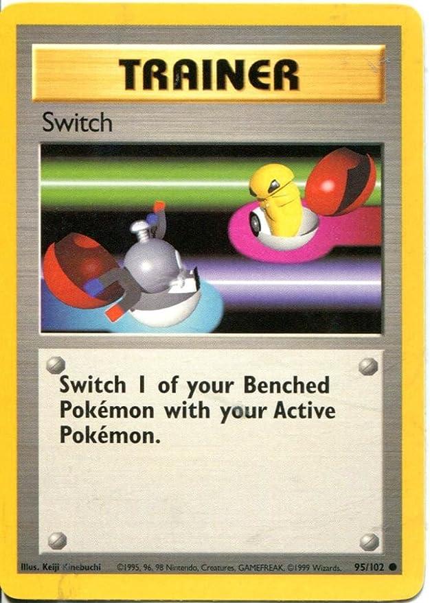 Pokemon Card Base Set Shadowless Potion 94//102 FREE SHIPPING!
