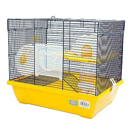 Jaula para hamster 43*31*37cm: Amazon.es: Productos para mascotas