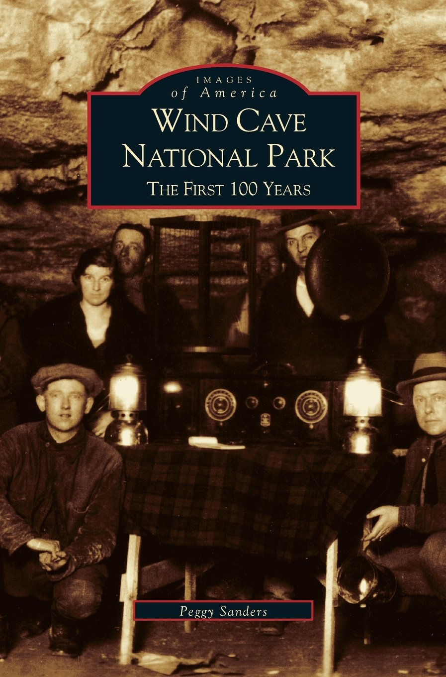 Download Wind Cave National Park: The First 100 Years pdf