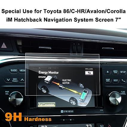 toyota corolla im gps navigation system