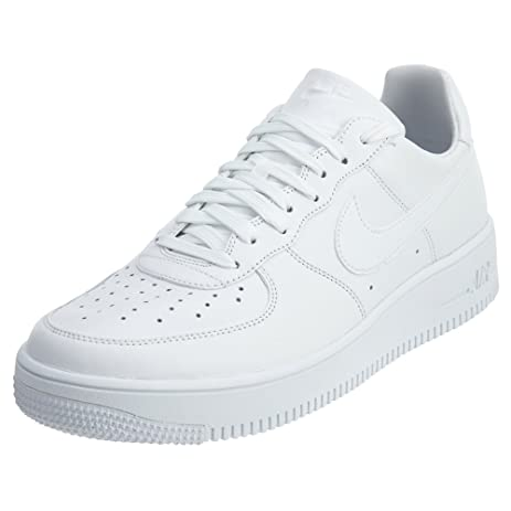 Nike Mens Air Force 1 Ultraforce LTHR White 9.5 Mens US