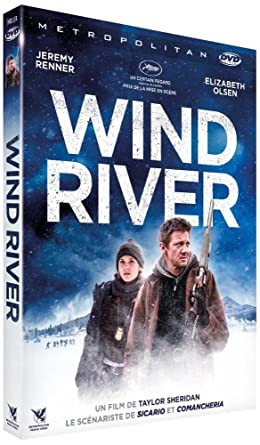 DVD du film WIND RIVER