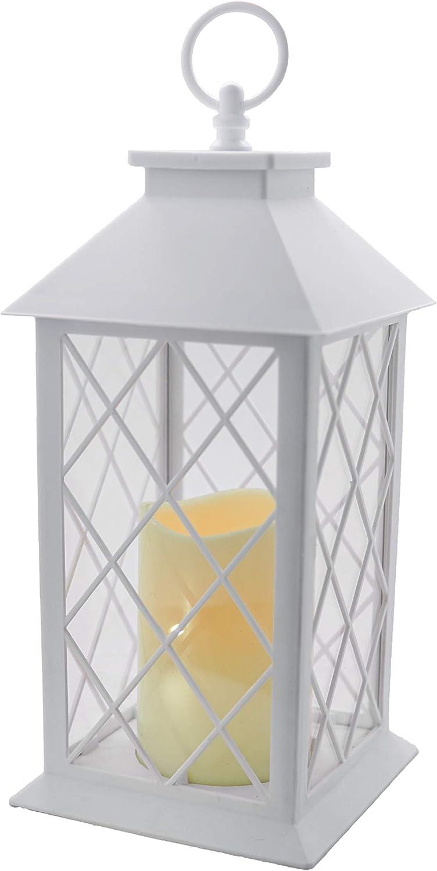 Details about  /Unique Pre-Lit Black Unique Cutout Honeycomb Lantern Look Great Anywhere