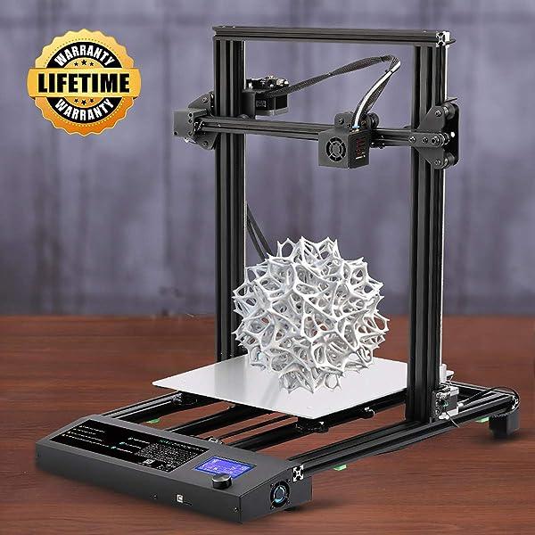 SUNLU Official Open Source S8 3D Printer, 3D Aluminum DIY Printer ...