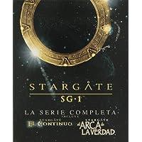 Stargate Sg-1: Temporadas 1-10