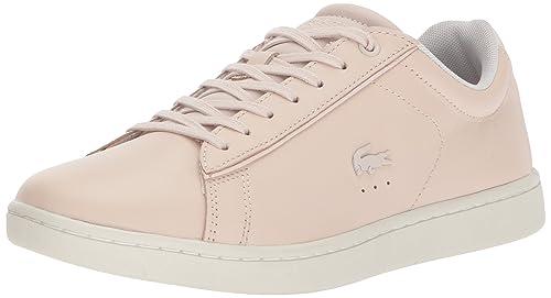 93e10603f81a Amazon.com   Lacoste Women s Carnaby Evo Sneaker   Fashion Sneakers
