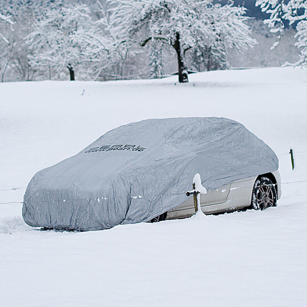 Auto Schutz PEARL Kfz Vollgarage Premium Auto-Vollgarage f/ür Kleinwagen 406 x 165 x 119 cm