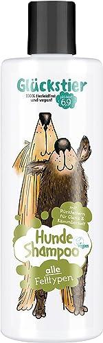 Glückstier-Hundeshampoo