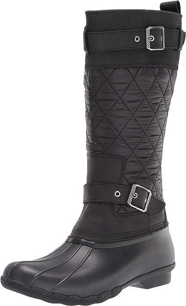 Saltwater Tall Buckle Rain Boot | Rain