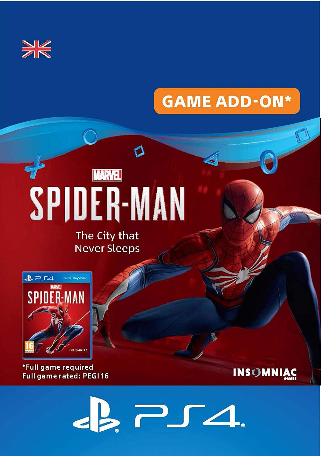 Marvel's Spider-Man: The City that Never Sleeps - DLC | PS4