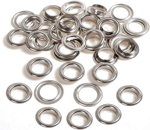 100pcs 4mm Scrapbook oeillet métal pour les vêtements de bricolageIH