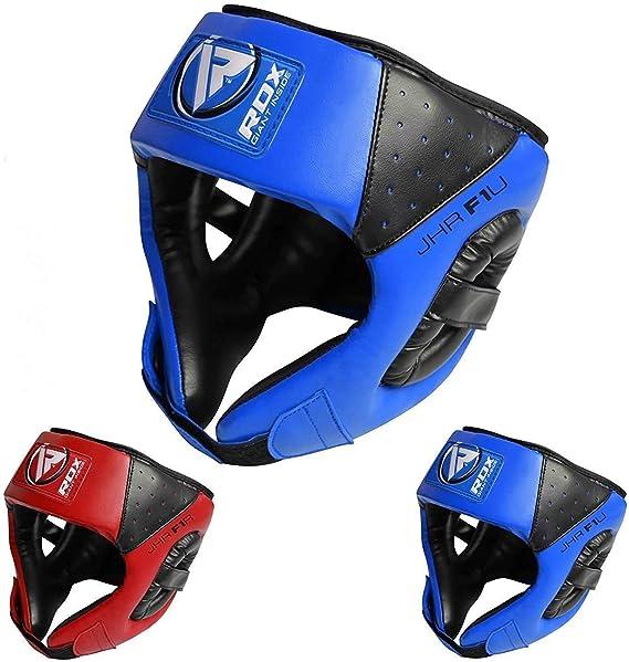 3XSPORTS Kids Boxing Head Guard MMA Head Gear Sparring Helmet Protector Fight