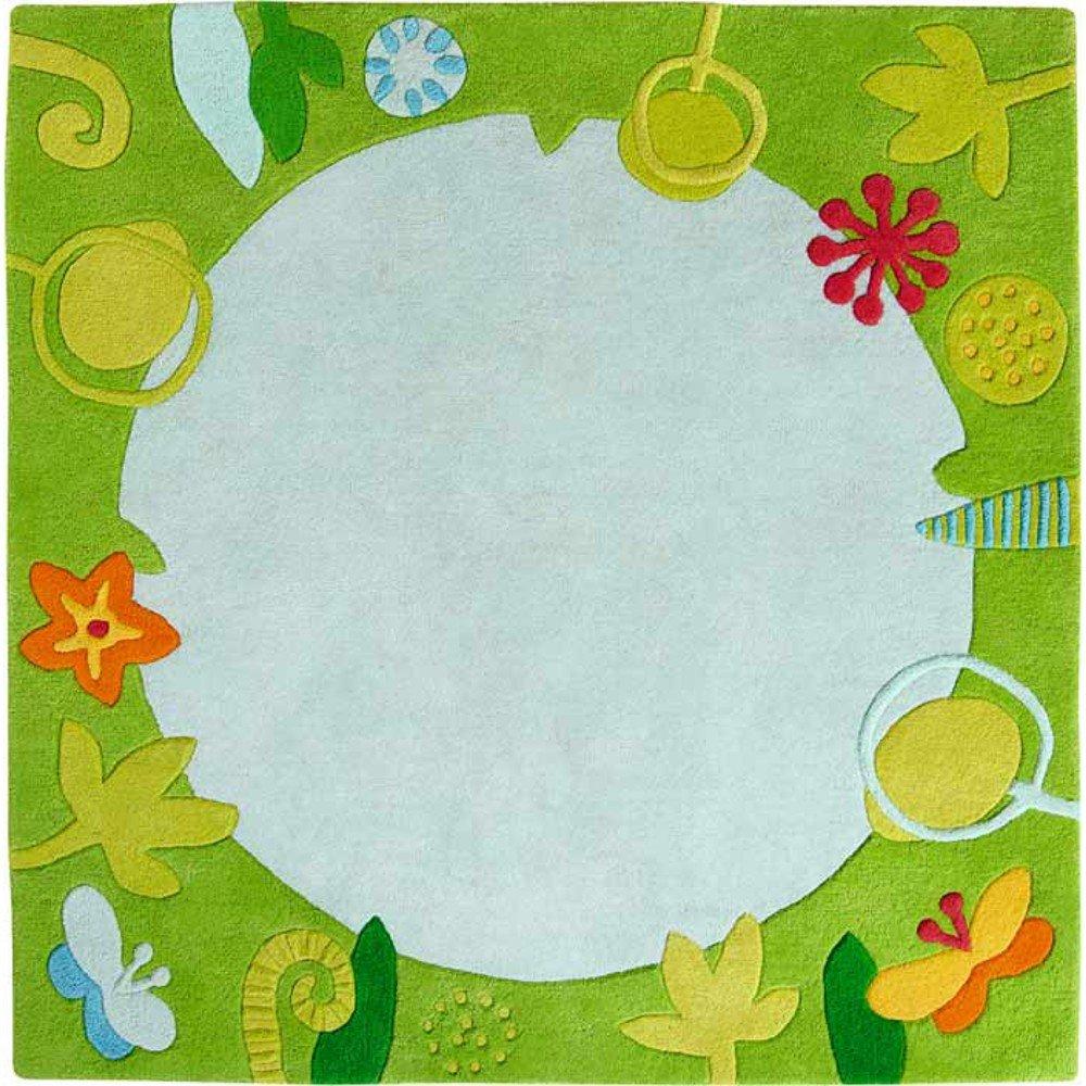 Kinderteppich grün haba  Haba 7173 Teppich Gartenteich [Babyartikel] [Babyartikel ...