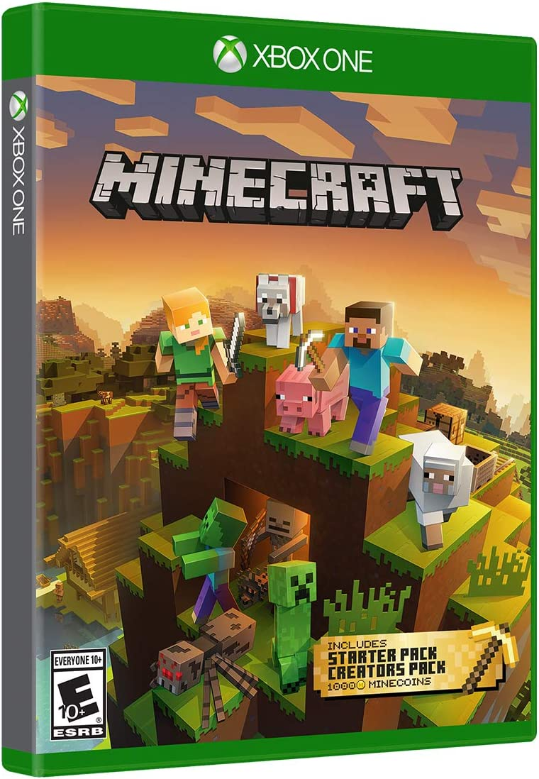 Minecraft Master Collection - Xbox One: Amazon.com.br: Games