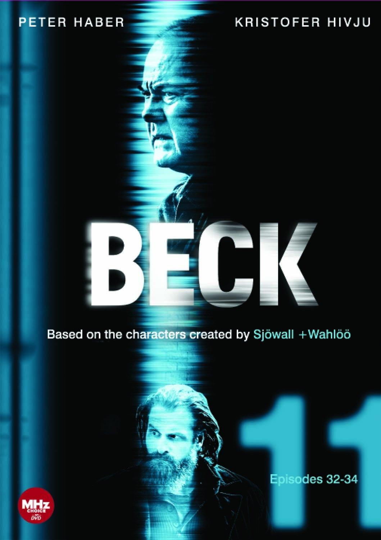 DVD : Beck: Episodes 32-34 (3PC)