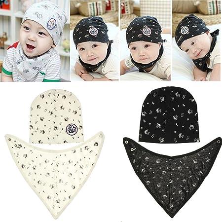 a73ab2060c16 Moppi Baby Kid Saliva Towel Toddler Bandana Triangle Head Scarf Boys ...