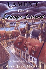 Lament for a Lounge Lizard: A Fiona Silk Mystery Kindle Edition