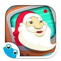 La casa di Babbo Natale - Scopri Babbo Natale a casa sua e aiutalo a preparare il Natale.