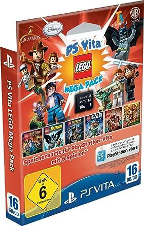 Sony Speicherkarte 16Gb Inklusive Lego Mega Pack ...