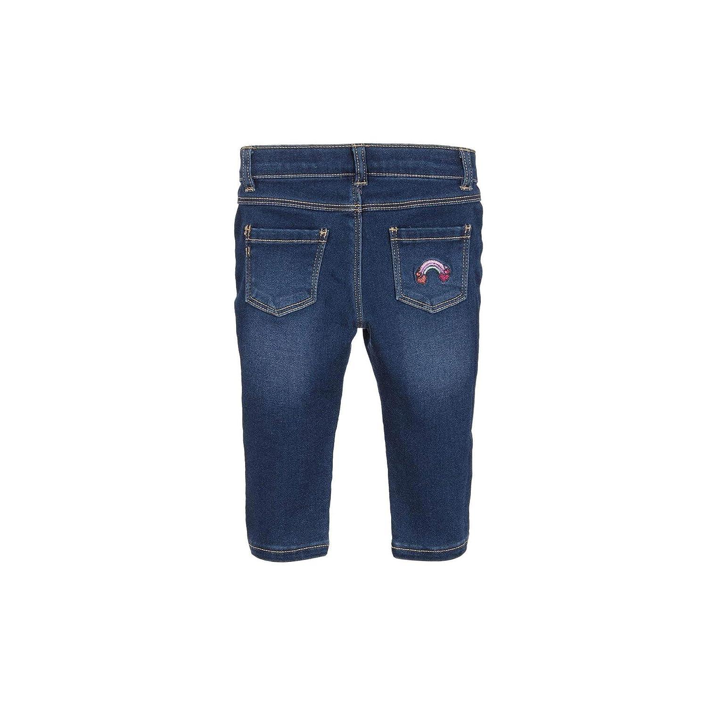 Guess Jeans B/éb/é Fille Bleu Taille 18 Mois