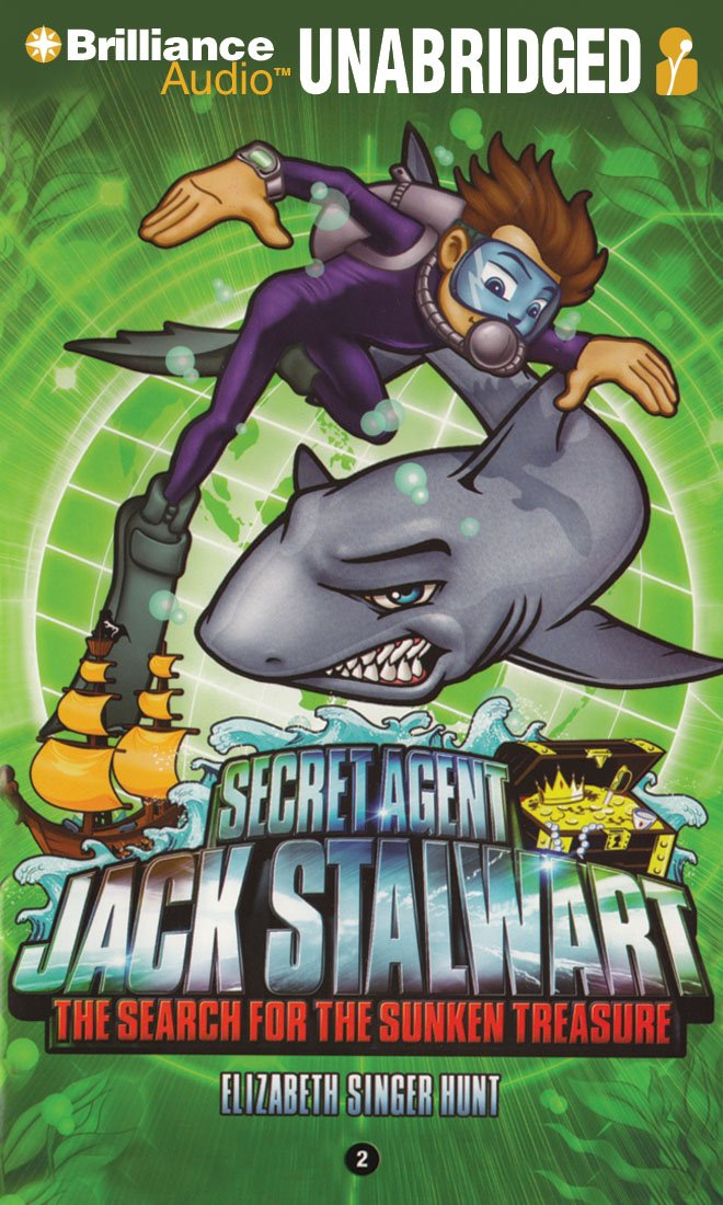Download Secret Agent Jack Stalwart: Book 2: The Search for the Sunken Treasure: Australia ebook