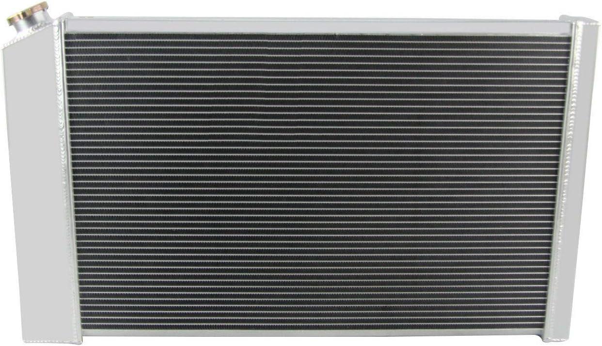3Row All Aluminum Radiator For Chevy//GMC C-Series C10-C20-C25-C3500 1970-1985 84