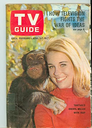 Tv guide magazine: the cover archive 1953 today!   1989   april.