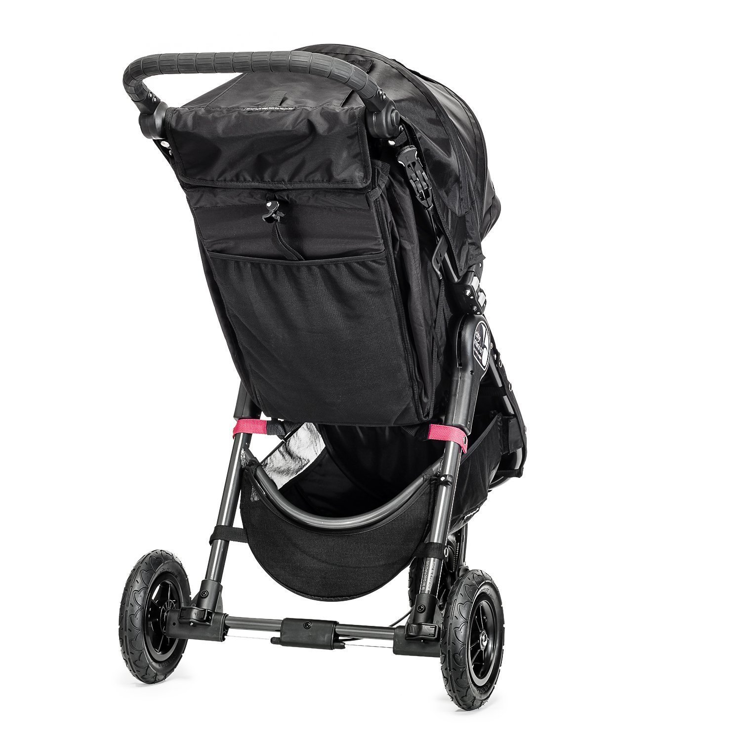 Baby Jogger 2016 City Mini GT Stroller in Black with Parent Console by Baby Jogger (Image #4)