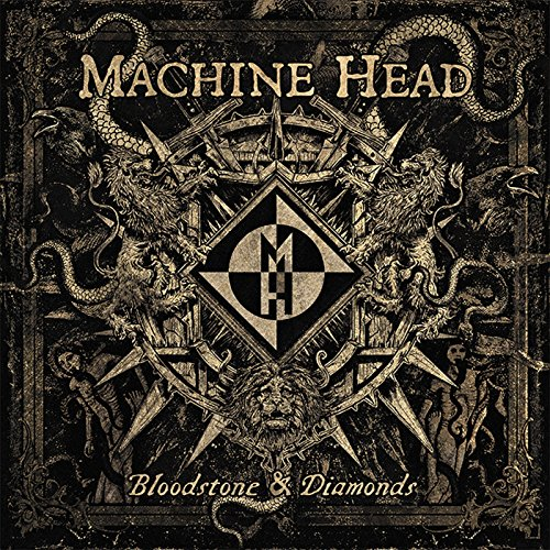 Bloodstone & Diamonds (Head Machine)