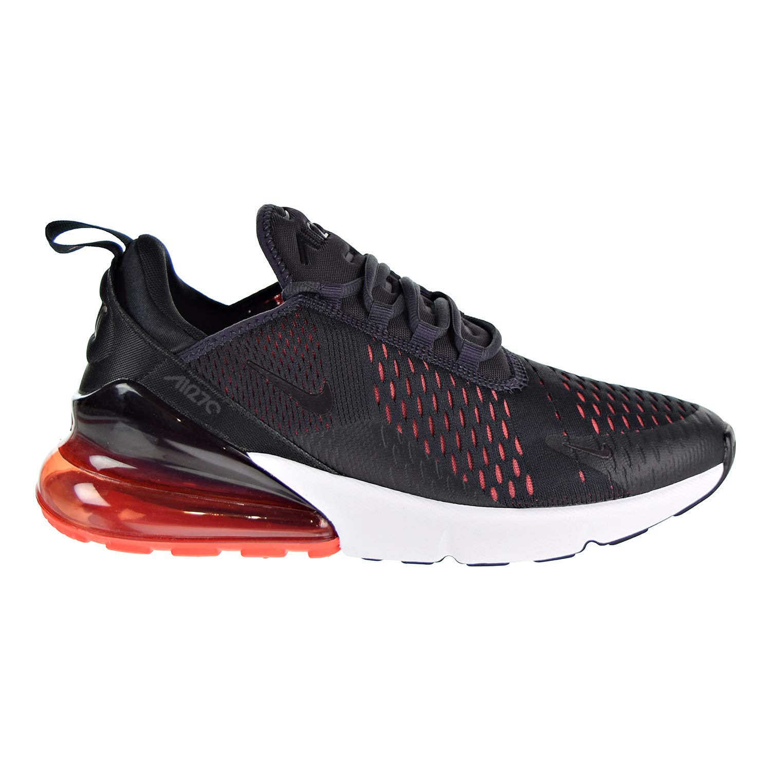 0e8faa71190840 Galleon - NIKE Air Max 270 Men s Shoes Oil Grey Habanero Red Ah8050-013 (12  D(M) US)