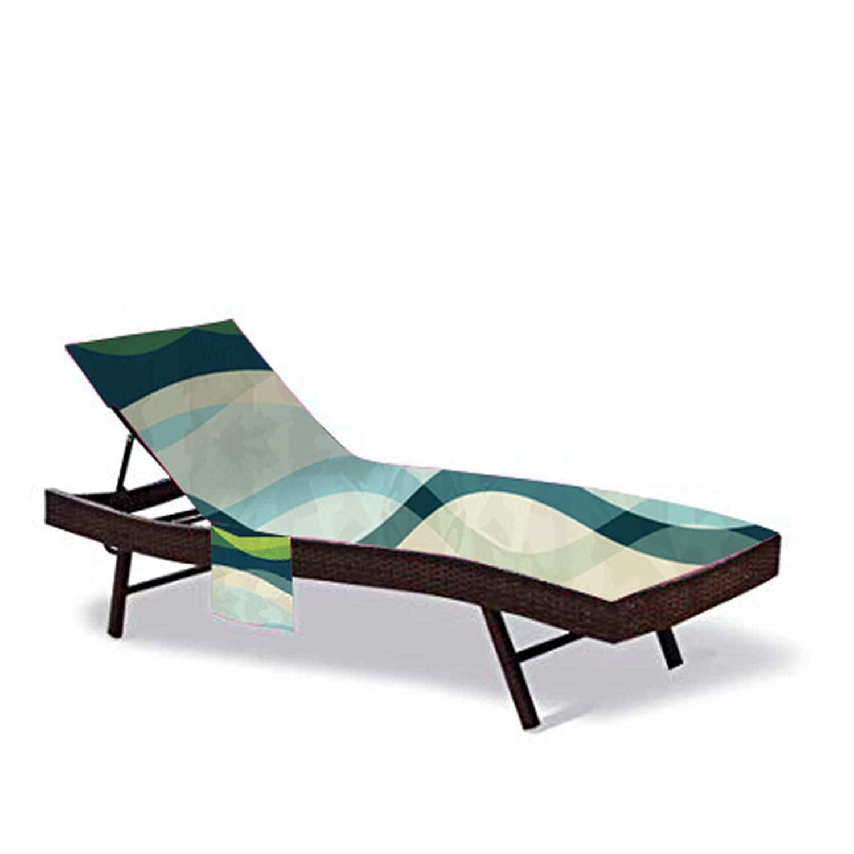 Amazon.com: Qchengsan - Funda para silla de playa de 83,5 ...
