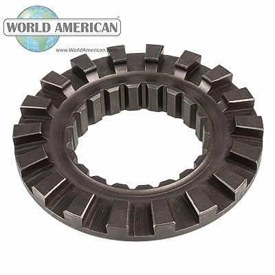 World American 128016 Sliding Clutch (L/O DS,Dt,381): Automotive