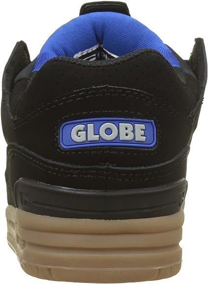 Walnut//Antique 17301 Chaussures de Skateboard Homme Globe Fusion - 44.5 EU 11 USA Marron