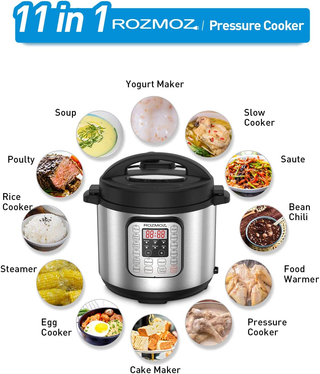 Multi-cooker  : electric vs stovetop pressure cooker