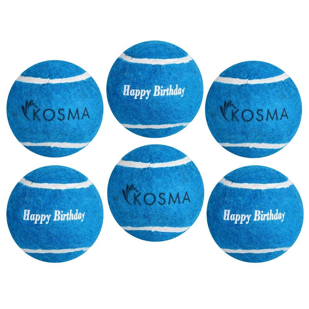 Kosma Tennis Ball/ /Happy Birthday