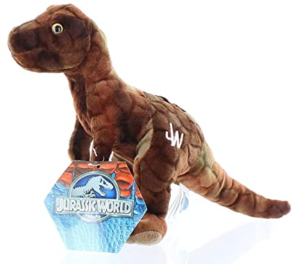 "Jurassic World 7"" Plush Gray Indominus Rex (Brown Tyrannosaurus)"