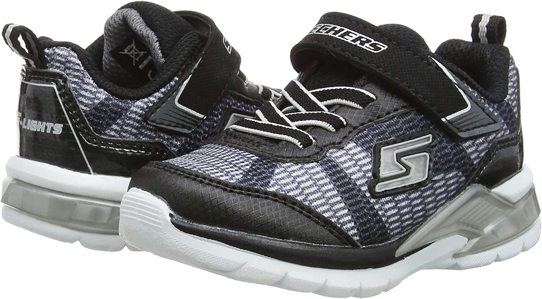 Skechers Erupters II-Lava Waves Baskets b/éb/é gar/çon