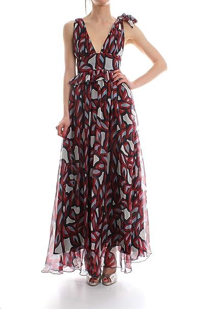 the latest 3a80f f4dd1 Pinko Abito Albizia: Amazon.it: Abbigliamento