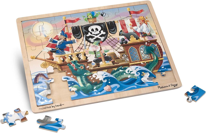 Melissa & Doug - Puzzle (48 Piezas): Amazon.es: Juguetes y juegos