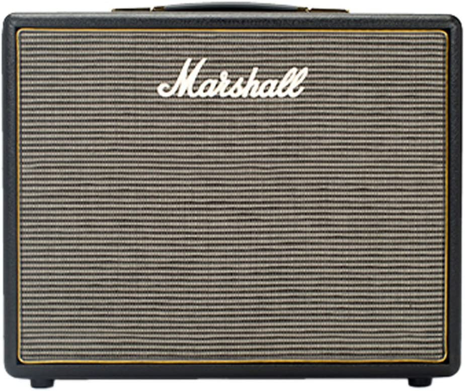 Marshall Amps Marshall Origin 5W combo w FX loop and Boost (M-ORI5C-U), negro