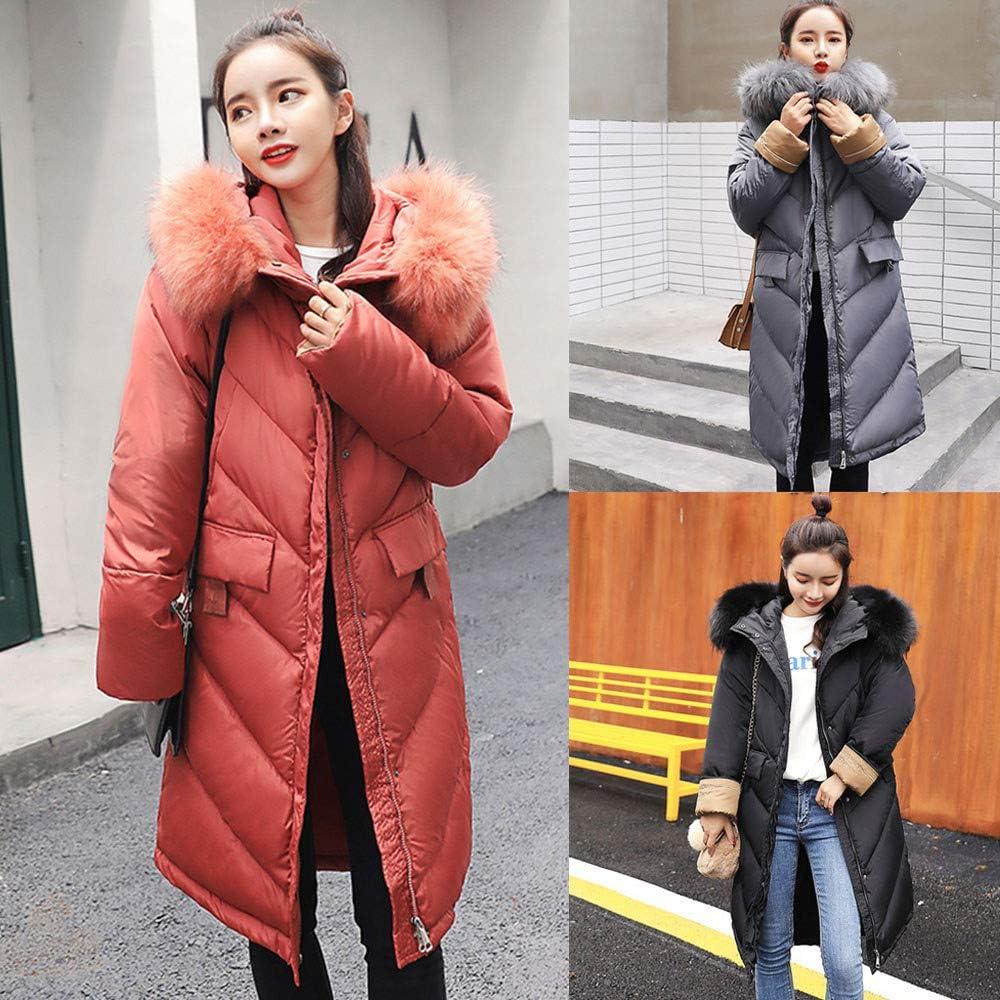 99native Trench-Coat Femmes,Femmes Loose Cardigan Veste Lâche Blazer Manche Longue Trench Coat Chic Veste Manteaux Automne Hiver Casual Pull Blouson Rouge