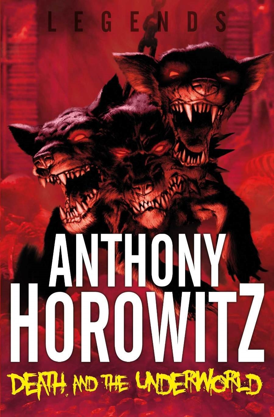 Download Legends: Death and the Underworld (Legends (Anthony Horowitz Quality)) ebook